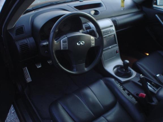 2007 Infiniti M45 >> 2003 Infiniti G35 - Interior Pictures - CarGurus