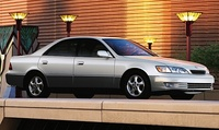 1997 Lexus ES 300 Base, 1997 Lexus ES 300 4 Dr STD Sedan picture, exterior
