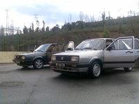 1989 Volkswagen Jetta, my two baby´s, exterior, gallery_worthy