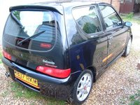 Picture of 2000 FIAT Seicento, exterior, gallery_worthy
