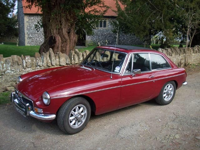 Picture of 1968 MG MGB