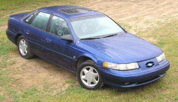 1995 Ford Taurus 4 Dr Sho Sedan Pic 60866