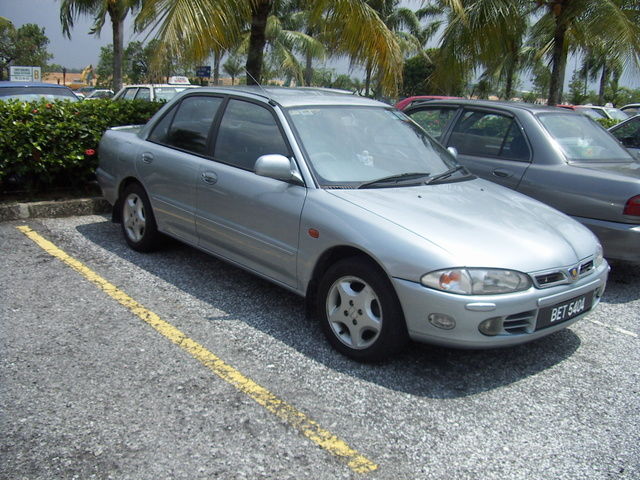Picture of 1996 Proton Wira, exterior, gallery_worthy