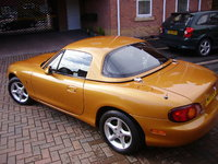 Picture of 1999 Mazda MX-5 Miata Base, exterior, gallery_worthy