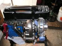 Picture of 1984 Mercury Capri, engine