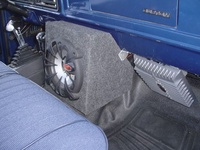 1977 Ford F-250 picture, interior