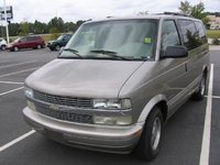 2001 Chevrolet Astro Picture Gallery