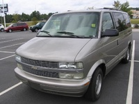 2001 Chevrolet Astro Overview