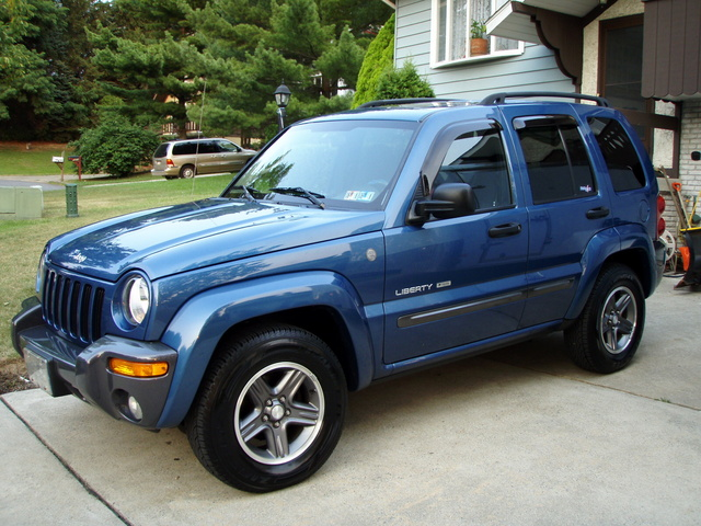 Picture of 2004 Jeep Liberty Columbia Edition 4WD, exterior
