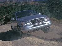 Picture of 1998 Mercedes-Benz M-Class, exterior, gallery_worthy