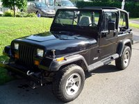 Picture of 1994 Jeep Wrangler SE, exterior, gallery_worthy