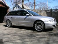 Picture of 2001 Audi S4 Avant quattro AWD, exterior, gallery_worthy