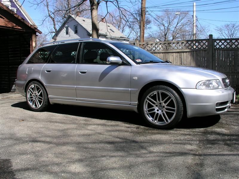 2001 audi s4 wagon