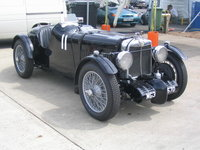 1933 MG K3 Magnette Overview