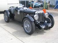 1933 MG K3 Magnette Overview