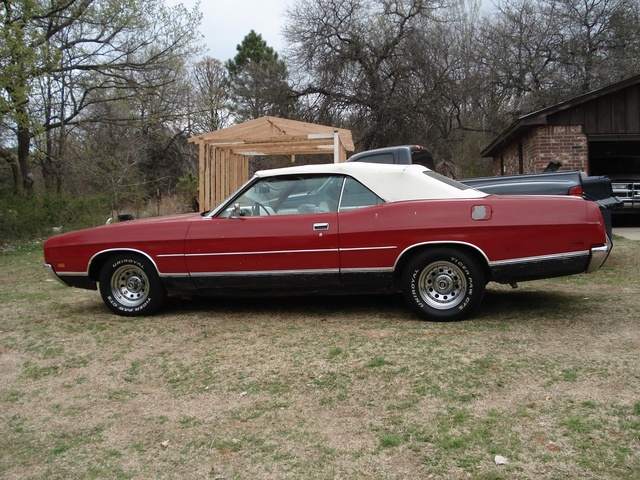 Picture of 1971 Ford LTD, exterior, gallery_worthy