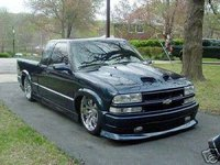 Picture of 2000 Chevrolet S-10, exterior