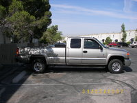 Picture of 2003 GMC Sierra 2500HD SLE Extended Cab LB HD, exterior, gallery_worthy