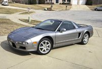1997 Acura NSX Overview