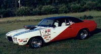 Picture of 1969 Pontiac Firebird, exterior