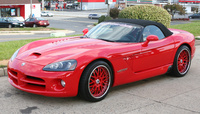 2004 Dodge Viper 2 Dr SRT-10 Convertible picture, exterior