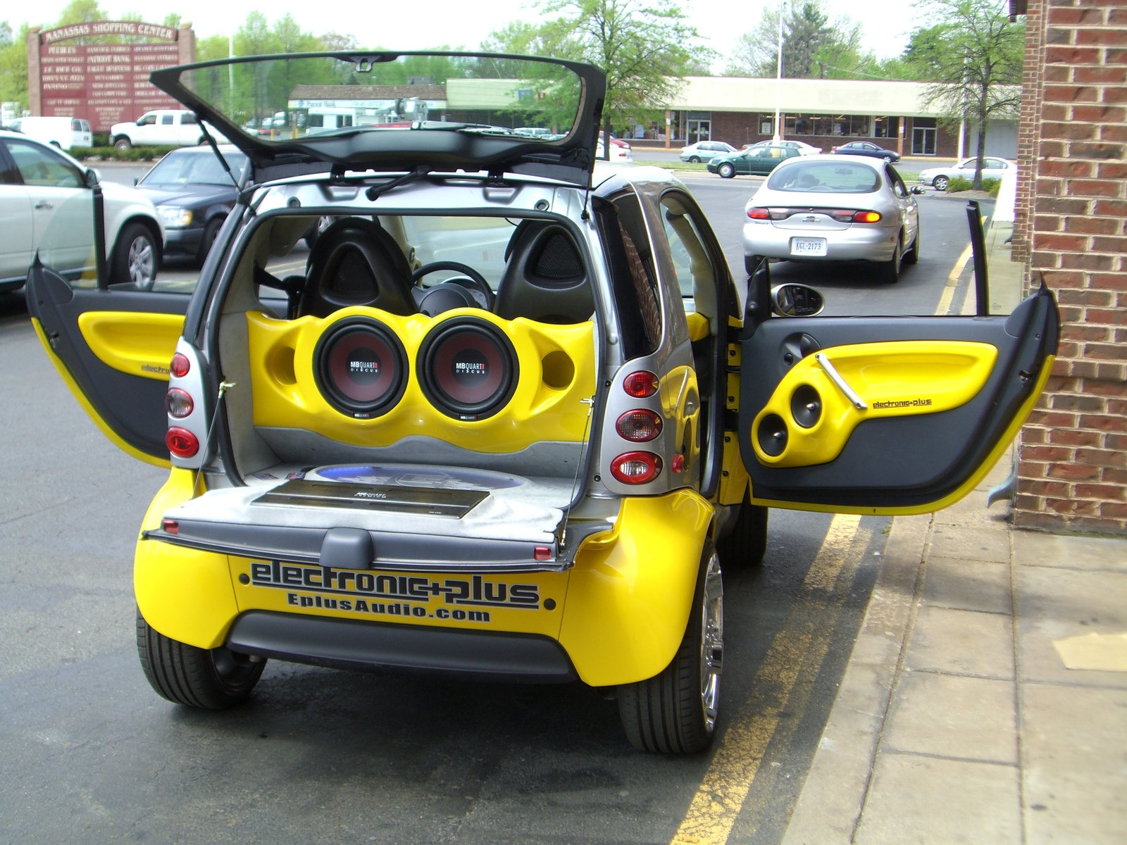 2006 Smart Fortwo - Pictures