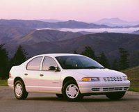 Picture of 1998 Plymouth Breeze 4 Dr Expresso Sedan, exterior