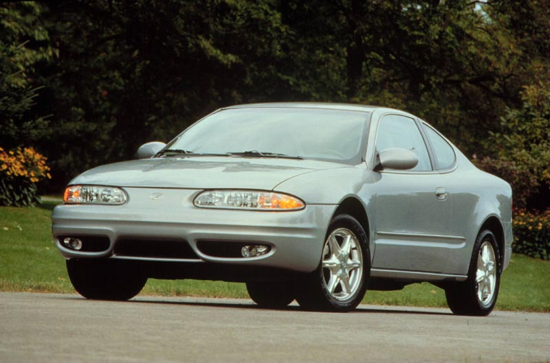 Picture of 1999 Oldsmobile Alero 2 Dr GLS Coupe