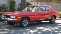 Picture of 1974 Ford Capri, exterior
