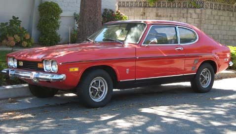 Picture of 1974 Ford Capri, exterior