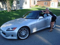 2002 Honda S2000 Base picture, exterior