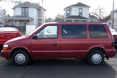 1993 Dodge Caravan Overview Cargurus