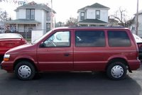 1993 Dodge Caravan Overview