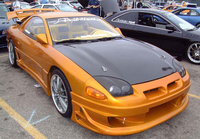 1996 Mitsubishi 3000GT, 1991 Mitsubishi 3000GT 2 Dr VR-4 Turbo AWD Hatchback picture, exterior