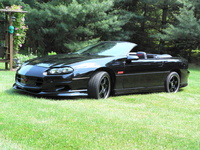 Picture of 2002 Chevrolet Camaro Z28 Convertible, exterior