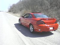 2001 Pontiac Grand Am GT1 Coupe, another side, exterior, gallery_worthy