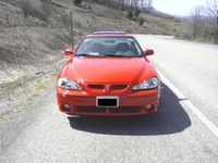 2001 Pontiac Grand Am GT1 Coupe, aint skeered, exterior