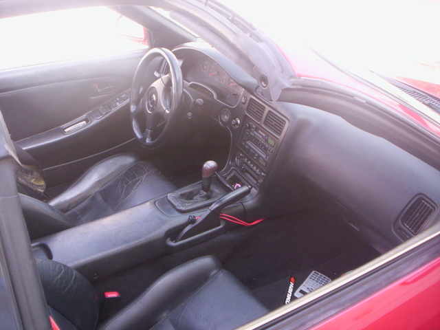 1991 Toyota Mr2 - Interior Pictures