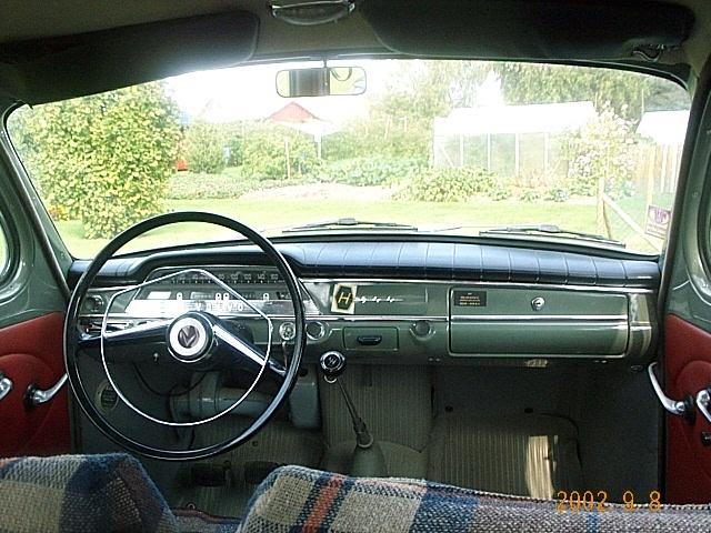 1960 Volvo PV544 - Interior Pictures - CarGurus