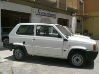 1987 FIAT Panda Overview