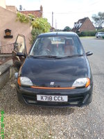 Picture of 2000 FIAT Seicento, exterior