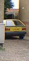 1983 Hyundai Pony Overview