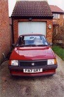 Picture of 1987 Vauxhall Nova, exterior