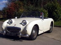Picture of 1958 Austin-Healey Sprite, exterior, gallery_worthy