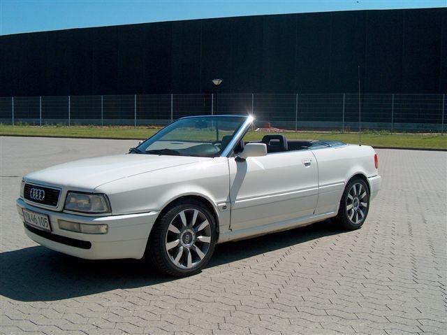 1998 audi cabriolet parts