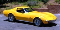 Picture of 1970 Chevrolet Corvette Coupe, exterior