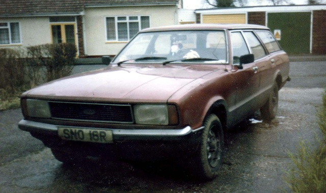 Picture of 1977 Ford Cortina, exterior