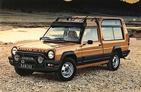 1983 Talbot Matra Rancho Overview