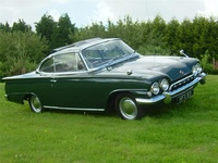 1961 Ford Capri Overview