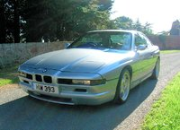 1993 BMW 8 Series Overview